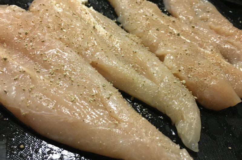 【きょうの料理】鶏ささみの塩焼き ニラ炒め添えのレシピ 大原千鶴【8月13日】