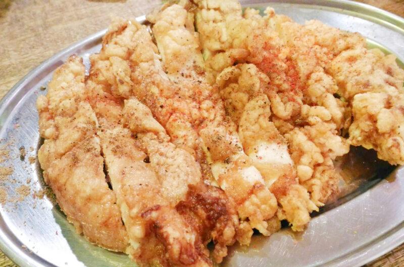 【きょうの料理】鶏むね肉のわらじ揚げのレシピ 大原千鶴【8月13日】