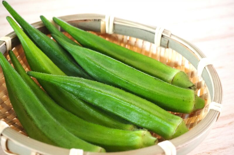 【相葉マナブ】オクラの豚バラ焼きのレシピ【8月29日】