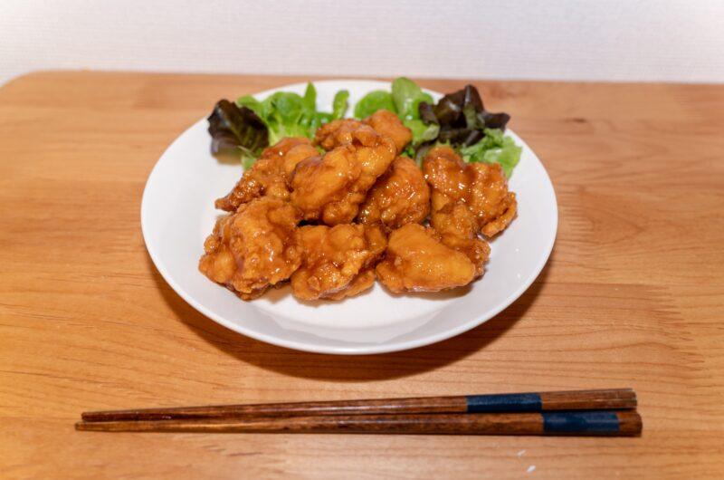 【めざましテレビ】レンチン唐揚げのレシピ|油不要【8月18日】