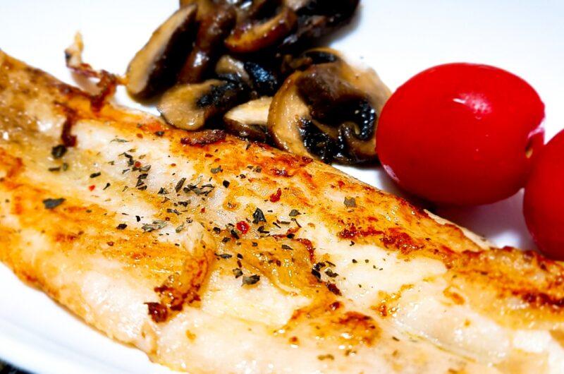 【あさイチ】万能きのこソース 白身魚のソテーのレシピ【9月28日】