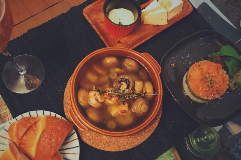 【あさイチ】秋鮭のアヒージョのレシピ【9月28日】