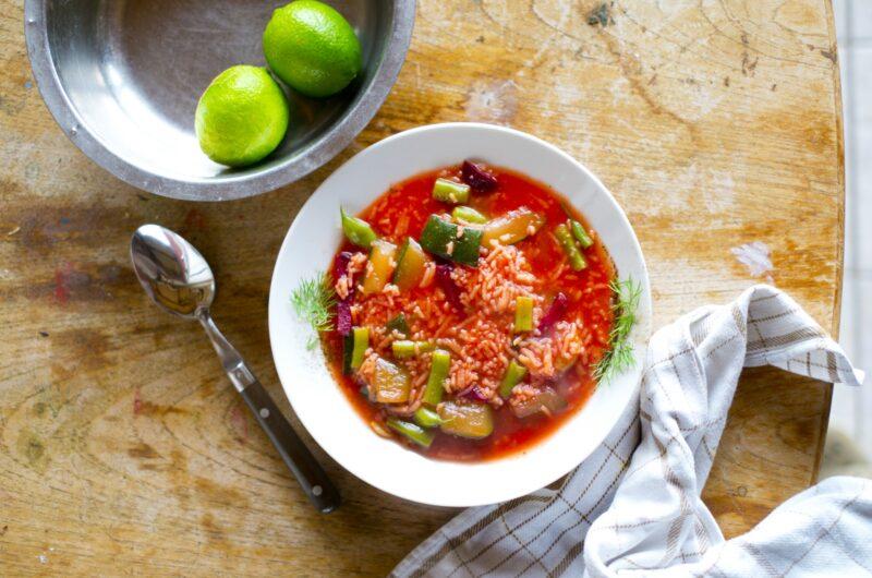 【今夜くらべてみました】ゲド戦記の赤いスープのレシピ|ジブリご飯【9月1日】