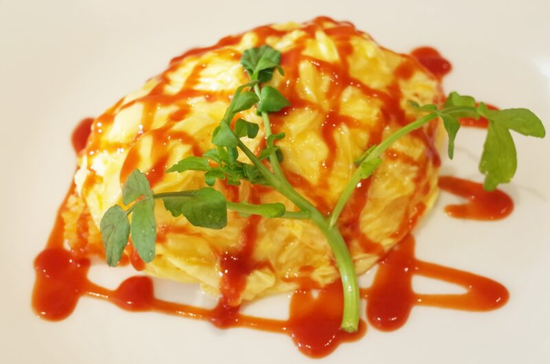 【土曜はナニする】オートミールでトマト風味のふわとろオムリゾットのレシピ これぞう【9月4日】