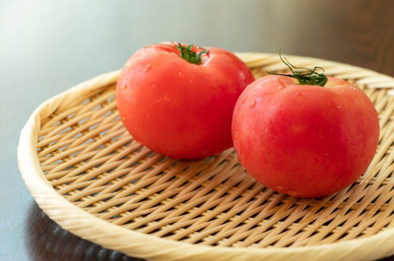 【ウワサのお客さま】ツナマヨカップトマトのレシピ|長田知恵 時短クイーン【9月3日】