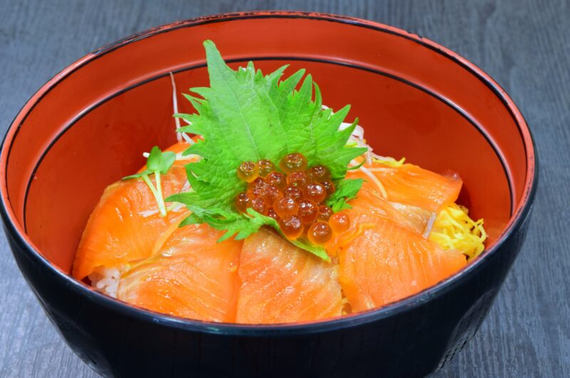 【あさイチ】サーモンの漬け丼のレシピ【9月28日】