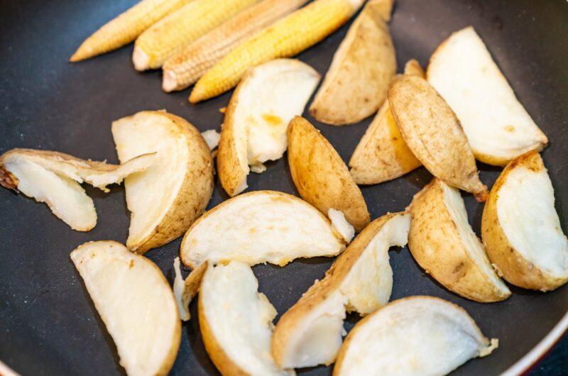 【ヒルナンデス】揚げないフライドポテトのレシピ じゃがいものベストな調理法【9月1日】