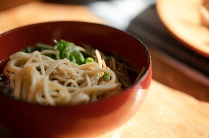 【男子ごはん】煮込み椎茸のあんかけそばのレシピ【9月26日】