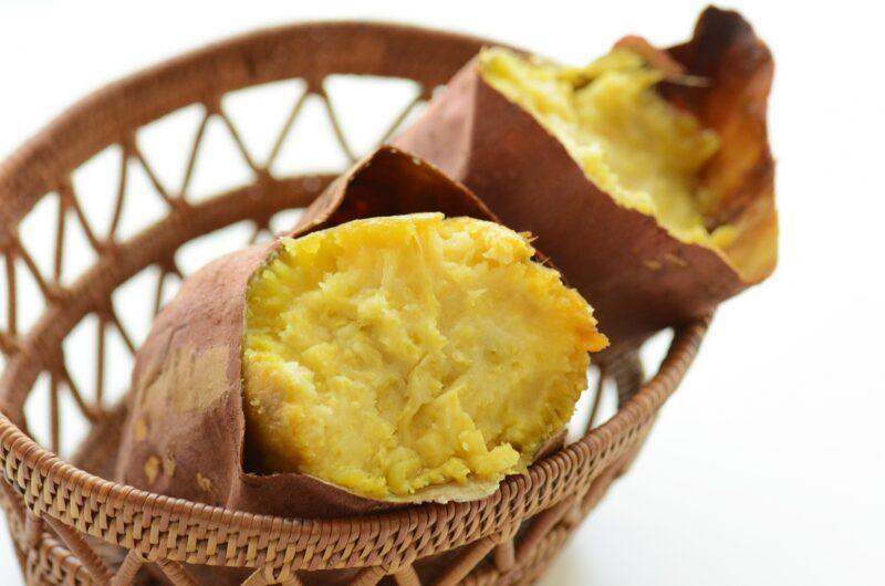 【マツコの知らない世界】フライパンで焼き芋のレシピ【9月7日】