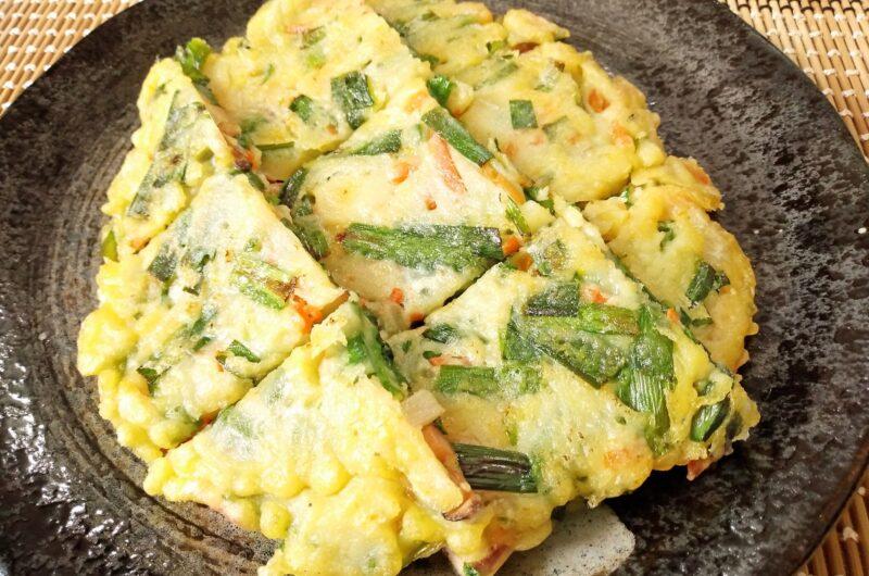 【きょうの料理】なんでもチヂミwith天ぷら粉のレシピ|重信初江【9月14日】