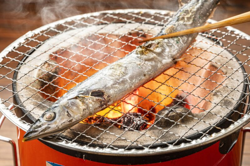 【平野レミの早わざレシピ】さんまの塩焼き・おろし5点のレシピ 2021秋【9月23日】