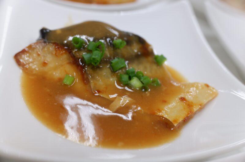 【あさイチ】黒酢でさばの味噌煮のレシピ【9月30日】