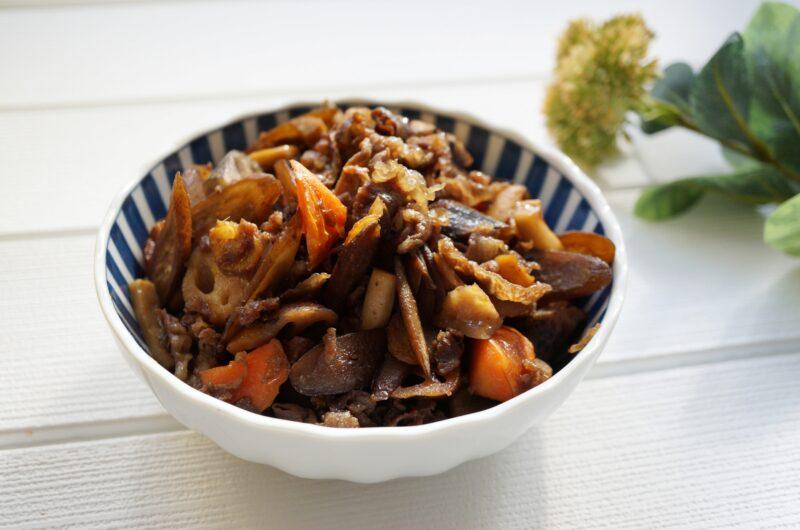 【きょうの料理】さばそぼろたっぷりごぼう入りのレシピ 栗原はるみ【9月10日】