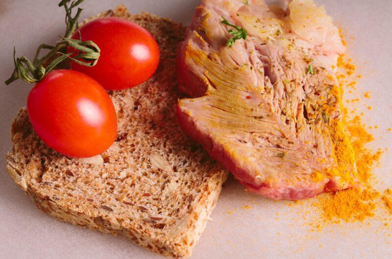 【ノンストップ】かぼすバターで豚肩ロース焼きのレシピ|クラシル|エッセ【9月8日】