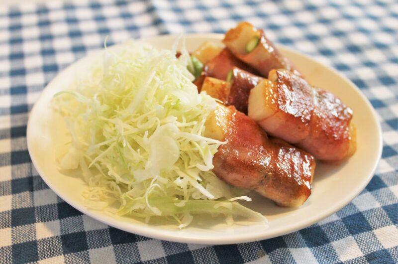 【男子ごはん】キャベツ餅のレシピ|福島県【9月12日】