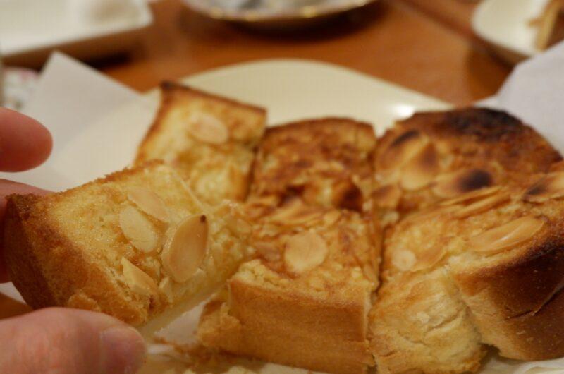 【きょうの料理】アーモンドトーストのレシピ|藤野貴子【9月27日】
