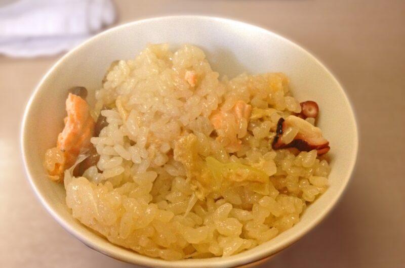 【相葉マナブ】ねばりっこ釜飯のレシピ|釜-1グランプリ【9月19日】