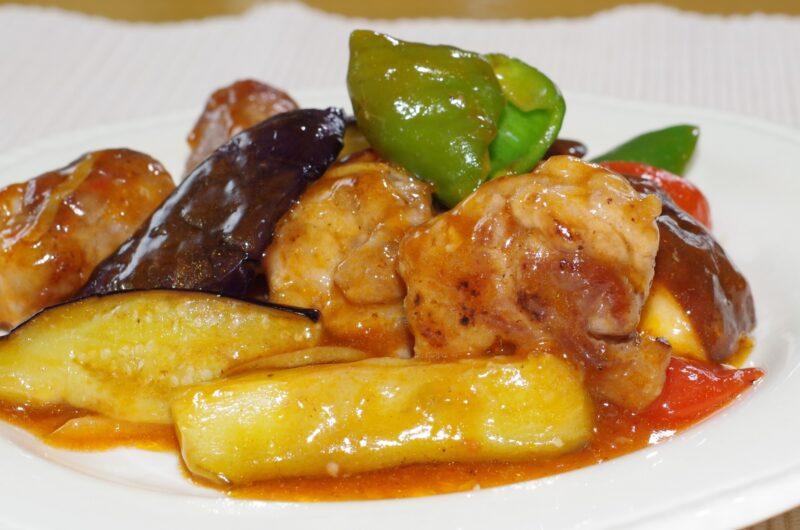 【きょうの料理】豚肉となすの甘辛炒めのレシピ 斉藤辰夫【9月6日】
