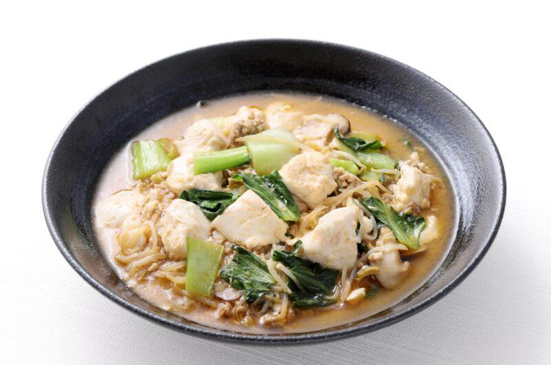 【ノンストップ】チンゲンサイと豆腐の煮物のレシピ 笠原将弘 エッセ【9月6日】