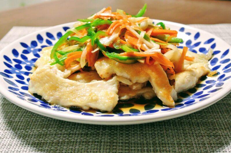 【ノンストップ】かぼす香る 鶏むね肉の南蛮漬けのレシピ クラシル エッセ【9月8日】
