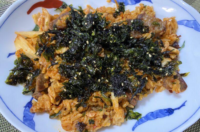 【きょうの料理】ごぼう入りさばそぼろチャーハンのレシピ|栗原はるみ【9月10日】