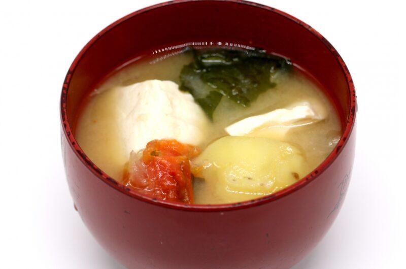 【ヒルナンデス】トマトけんちん汁のレシピ|唐沢明|ライバル食材徹底討論【9月8日】