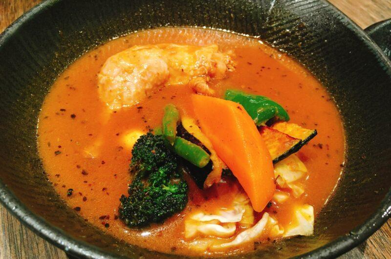 【ウワサのお客さま】バターチキンカレースープのレシピ|長田知恵 時短クイーン|ゆーママ【9月3日】