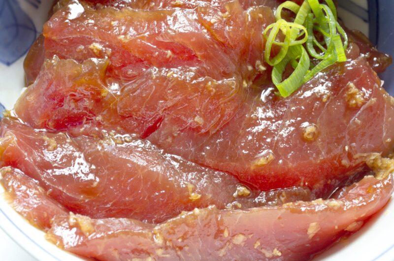 【サタプラ】サラダの旨たれでマグロの漬け丼のレシピ|カルディ|サタデープラス【9月18日】