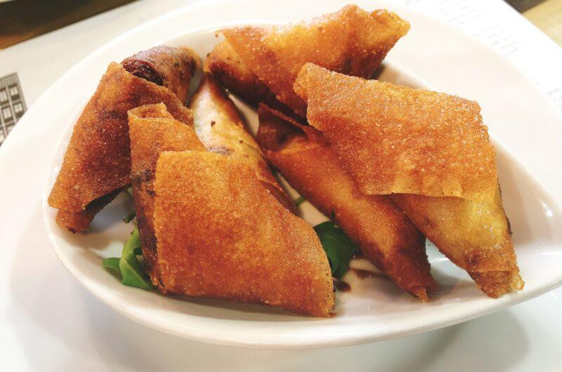 【ヒルナンデス】じゃがいもの春巻きサモサのレシピ|家政婦マコさん|じゃがいものベストな調理法【9月1日】