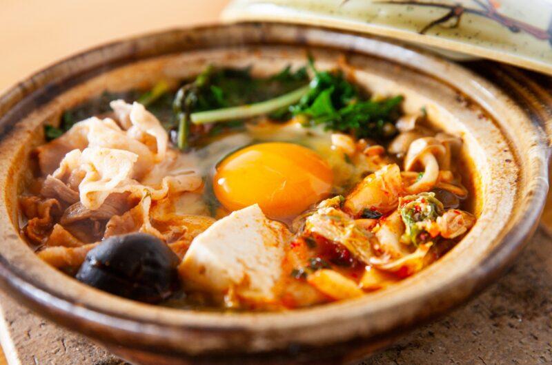 【きょうの料理】豚しゃぶとピーラー野菜の火鍋風のレシピ|重信初江【9月14日】