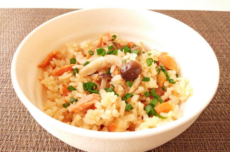 【きょうの料理】塩鮭のさっぱり混ぜご飯のレシピ 新米で混ぜご飯 斉藤辰夫【9月28日】
