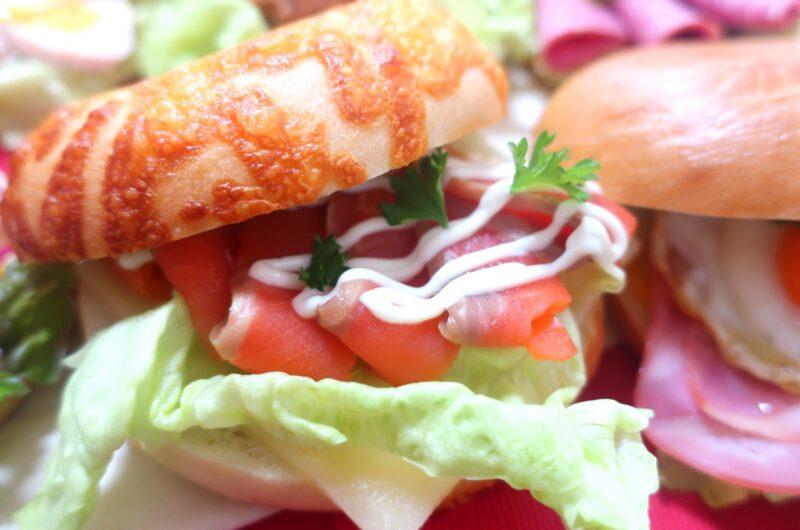 【ZIP】チーズ鮭マヨトーストのレシピ|キンプリ 平野紫耀【9月21日】