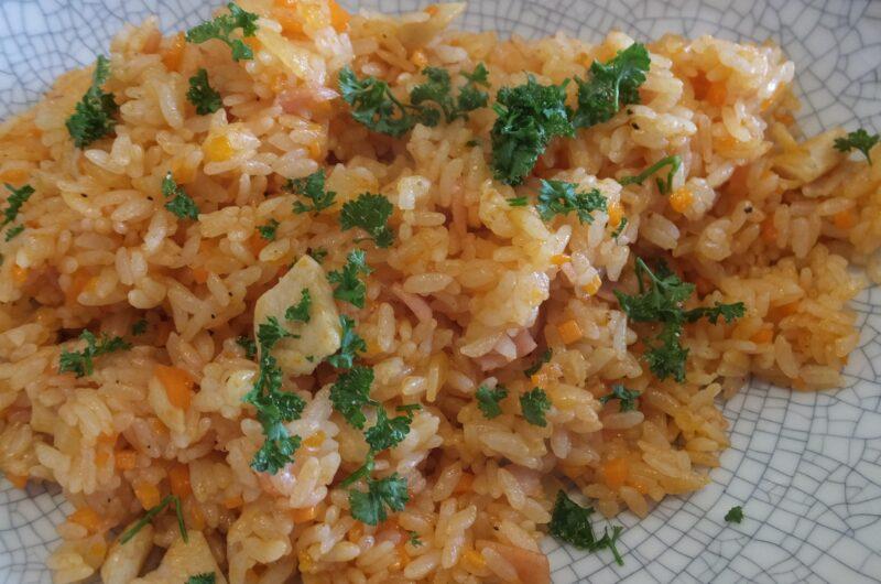 【きょうの料理】レンジでチキンライスのレシピ|新米で混ぜご飯|瀬尾幸子【9月28日】
