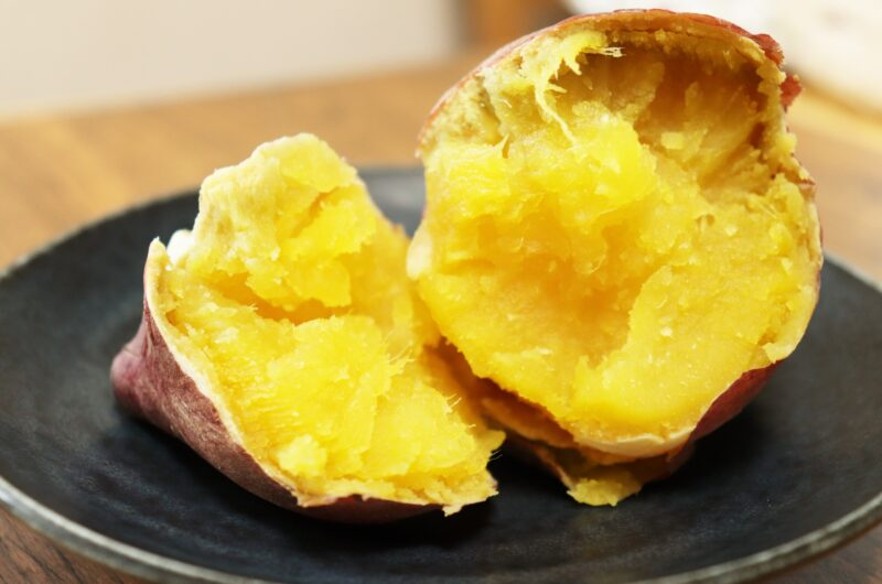 【マツコの知らない世界】焼き芋のレシピ 電子レンジ【9月7日】