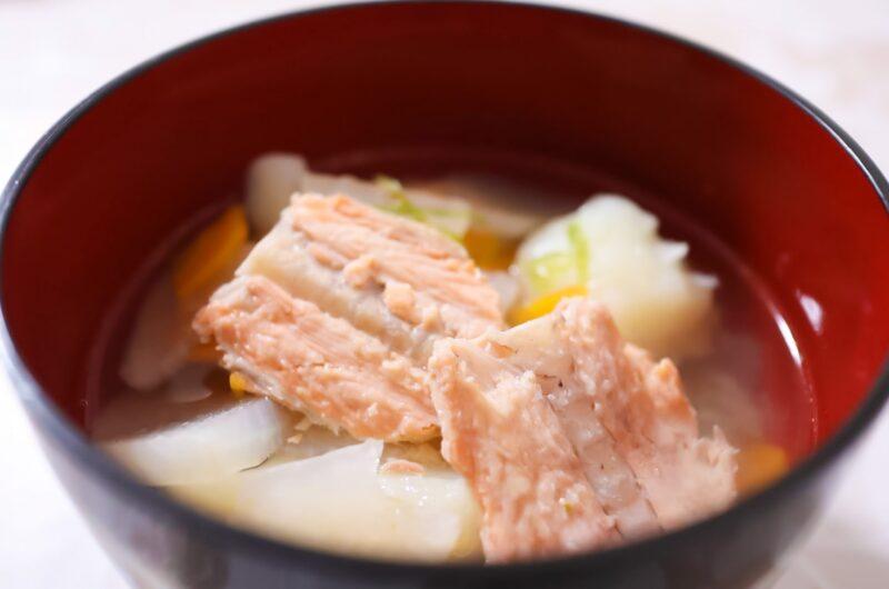 【ヒルナンデス】鮭のあら汁風のレシピ|渥美まゆ美|ライバル食材徹底討論【9月29日】
