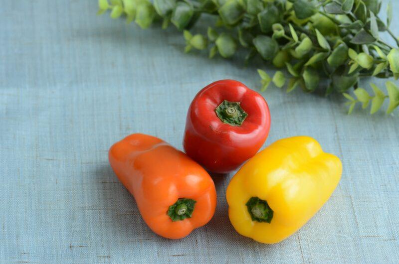 【ヒルナンデス】赤ピーマンのポテト詰めのレシピ|長田知恵|ライバル食材徹底討論【9月8日】