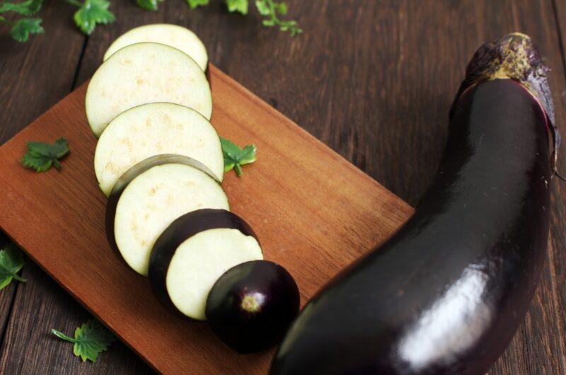 【ヒルナンデス】ナスのひき肉はさみ焼きのレシピ|簗田圭|ナスのベストな調理法【9月15日】