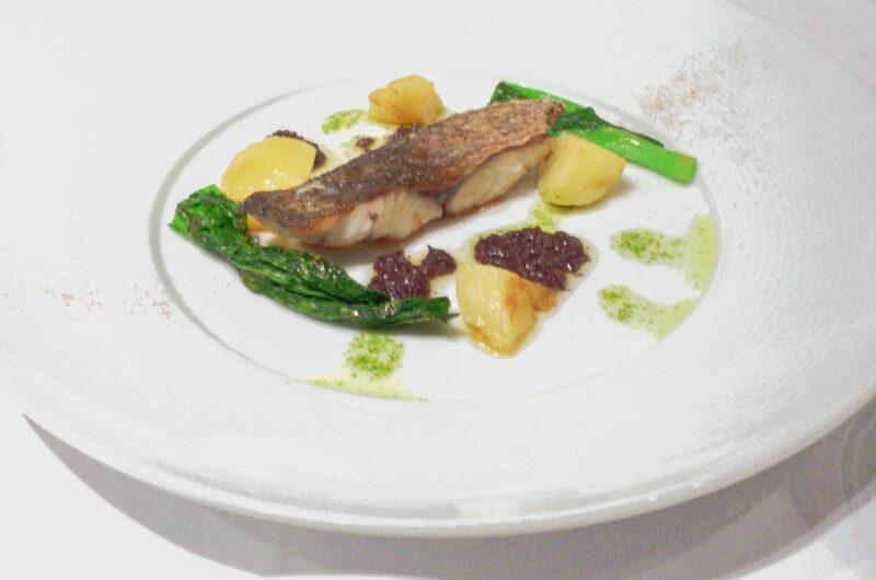 【ヒルナンデス】白身魚のポワレ グリーンソースのレシピ|Ryuシェフ【9月8日】