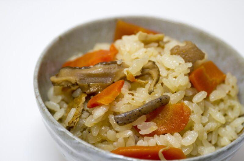 【ZIP】やきとり缶かしわ飯のレシピ|缶詰炊き込みご飯【9月3日】