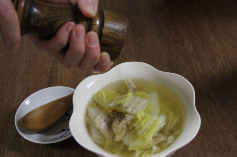 【おは朝】豚白菜のレシピ|おはよう朝日です【9月8日】