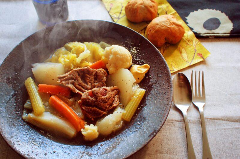【きょうの料理】こしょう豚のポトフのレシピ 栗原はるみ【10月1日】