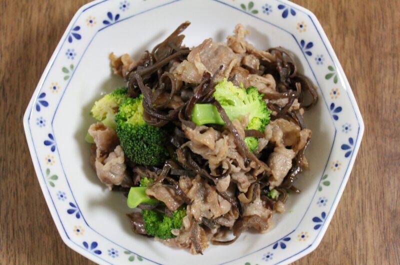 【きょうの料理】豚しゃぶとブロッコリーのガーリックマヨサラダのレシピ|関岡弘美【9月8日】