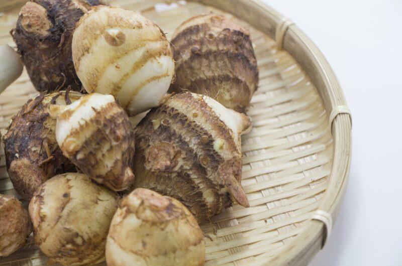 【あさイチ】里芋肉炒め カリカリパン粉がけのレシピ【10月11日】