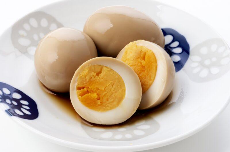 【サタプラ】オイスターソースの煮卵のレシピ|五十嵐夫婦|サタデープラス【10月9日】