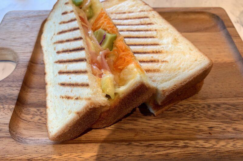 【相葉マナブ】からし蓮根サンドイッチのレシピ|ご当地名産品博【10月10日】