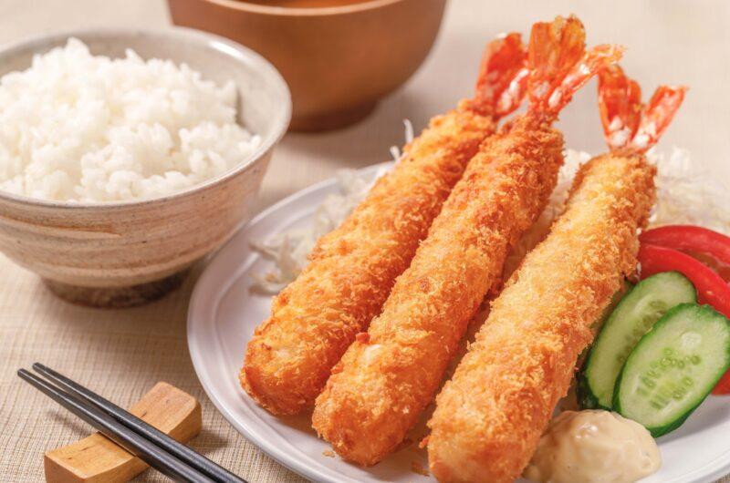 【男子ごはん】エビフライのレシピ 昭和の洋食屋さん【10月10日】
