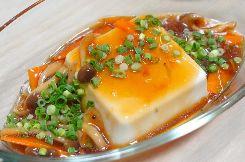 【あさイチ】丸ごと豆腐の豚そぼろ煮のレシピ【10月5日】