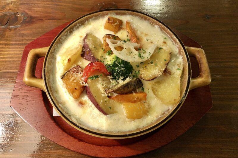 【ヒルナンデス】さつまいもグラタンのレシピ|マコさん|ライバル食材徹底討論【10月13日】