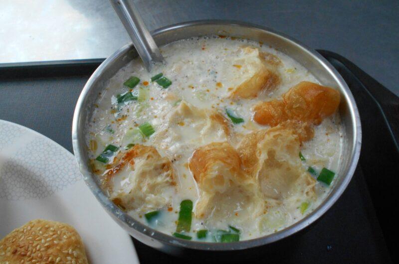【ヒルナンデス】シェントウジャン(鹹豆漿)のレシピ|台湾の朝食|業務スーパー【10月4日】