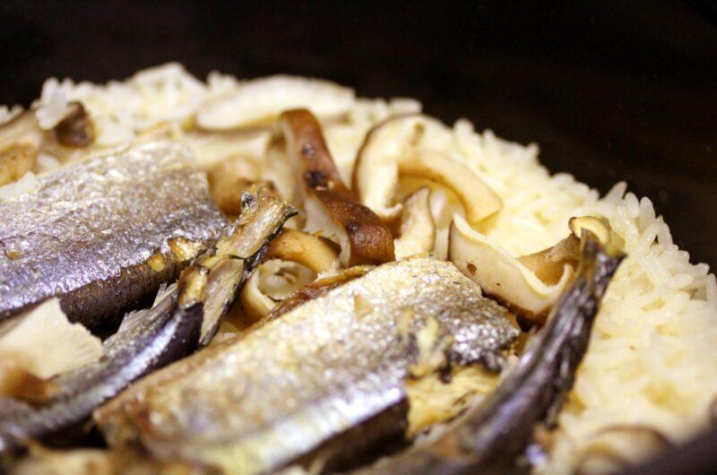 【キメツケ】さんまとめんつゆの炊き込みご飯のレシピ【10月5日】